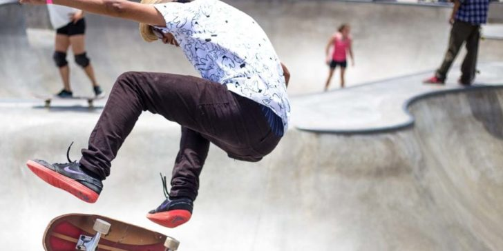 7 Tips On How To Succeed At Skateboarding Before Tokyo 2020