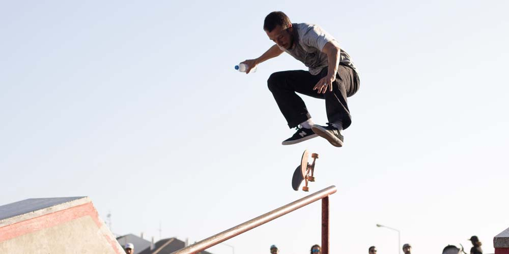 How To Succeed At Skateboarding