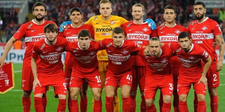 Spartak Moscow Scandal Betting To Take Place This Season Gamingzion