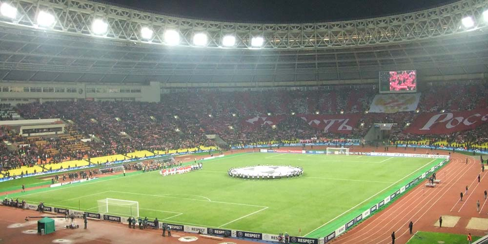 Spartak Moscow scandal betting