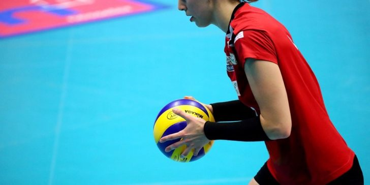 Volleyball is the most popular sport for women in Turkey