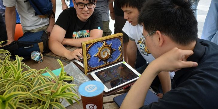 Bet on Hearthstone Gold Series, sportsbooks, weird bets, betting odds, betting predictions, betting tips, online gambling sites in South Korea, gamingzion, bet365, online casino, online poker, eSport, Hearthstone, Gold Series, Blizzard, Liooon, Leaoh, Shanghai, Mastert Tour,