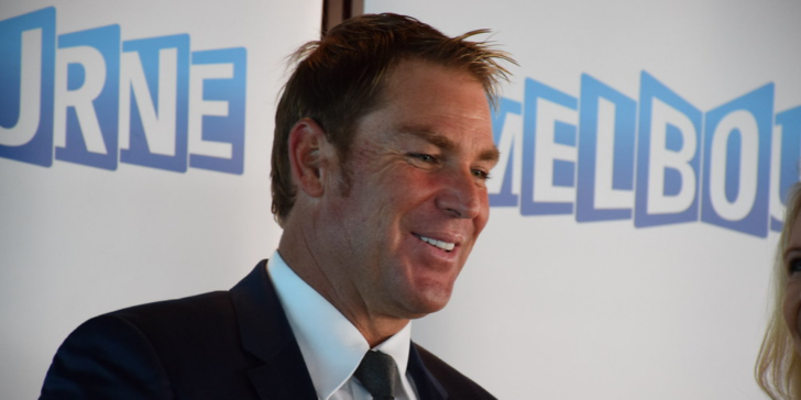 Bet On Russell Crowe To Play Shane Warne In A Netflix Documentary