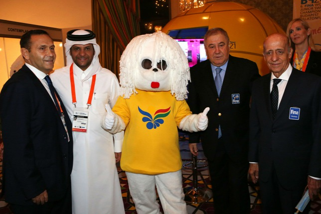mascot disasters, mascot disasters of hungary, hungarian mascot disasters, online sportsbooks in the UK, online sportsbooks in the Us, 1xbet, GamingZion, water-polo, water-polo championship, water spider, puli