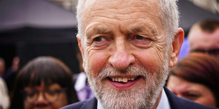2019 Jeremy Corbyn Betting Odds