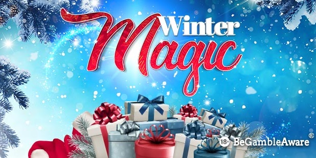 Winter Magic Prize Draw, bgo Casino, online casinos in the uk, christmas, gamingzion, extra gift,