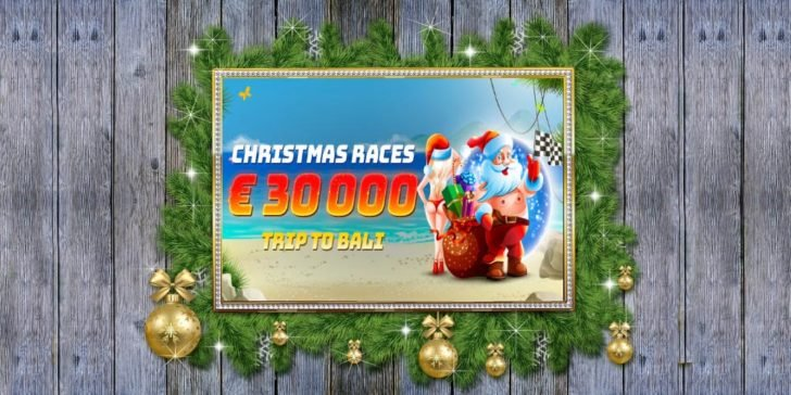 gambling promotion, Christmas promotion, win a trip to Bali, win a holiday, win a Christmas present, win a luxury trip, win a luxury experience, win an exotic holiday, win a Christmas trip, 7BIT Casino, review about 7BIT Casino, 7BIT Casino promotion, how to win a trip to Bali, Gaming Zion, online gambling promotions, online casino promotions