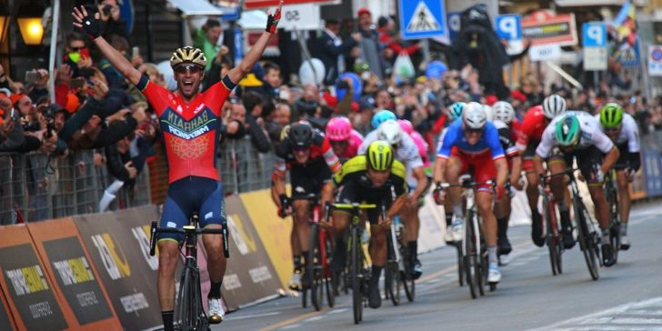 2020 Milan–San Remo betting odds, bet on Julian Alaphilippe, bet at Unibet sportsbook, bet on Peter Sagan, bet on Elia Viviani, betting odds, betting predictions, betting tips, GamingZion, online gambling sites in Italy, sports bets, sportsbooks