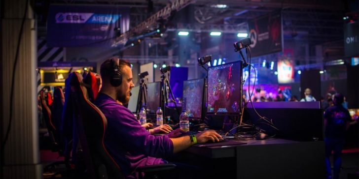 Esport games in Denmark