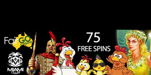 75 free spins at Fair goonline bonus, free spins, fair go, Gamingzion, online casino, online slot,