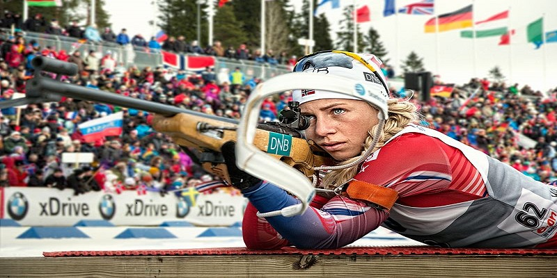 2020 Biathlon Women's World Cup Betting Predictions, Dorother Wierer, Tiril Eckhoff, Biathlon, World Cup, Alpine sports, online sportsbooks, online gambling, gamingzion