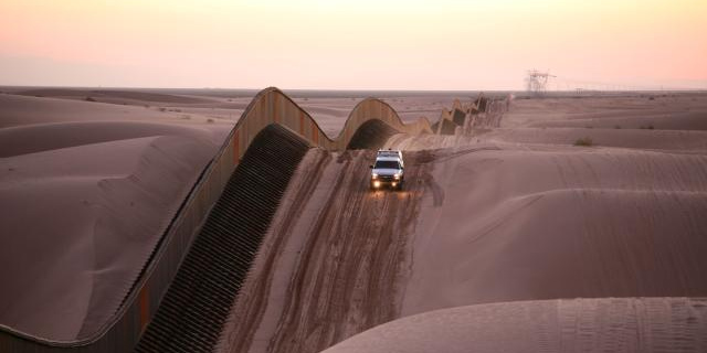 USA–Mexico Border-Wall Bets Predict Which Side Will Finance The Project