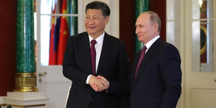 Two Neighbors Are Removing The Borders: Russia and China visa-free regime betting odds