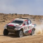 Dakar 2020 Odds On Carlos Sainz Close Up After First Stages
