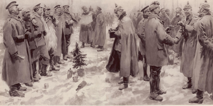 football on the battlefield, christmas truce, gamingzion, onlinse sportsbook news in the Uk, online sportsbooks in the uk, bet365, christmas carols, soldiers, uplifting, Ernie Williams, Brittish army, German army, no mans land, Frederick Heat, Johannes Nieman, football during christhmas truce, football during war