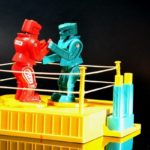 Bet on Robot Fight – Watch Them Fight Before They Take Over the World