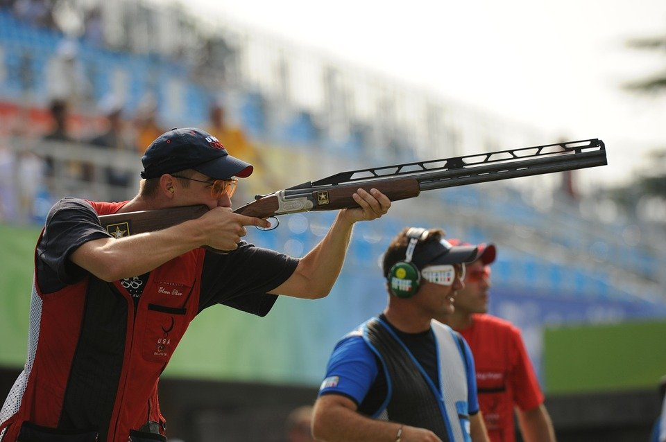 Trap Shooting, gamingzion.com, online betting, online sports books, shooting, Olympic trap shooting, clay pigeon shooting, trap shooting, Culcutta betting pool, Lewis Class, betting pool