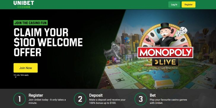 Unibet Casino Welcome Bonus For Canada Gamingzion Gamingzion
