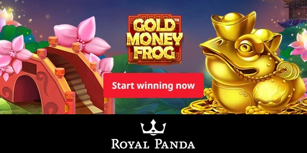 Cash Tournament at Royal Panda, cash tournament, royal panda, Gamingzion, online casino, online slot, Gold Money Frog,