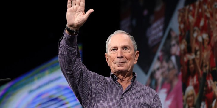 Bet On Michael Bloomberg To Be The Next President Of The United States