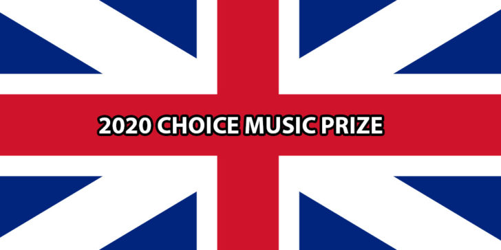 2020 Choice Music Prize Winner Odds