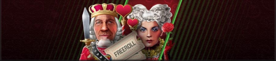 The casino bonuses for Valentine's Day in 2020 at Unibet Poker include freeroll entries to €4,000 tournaments