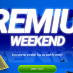 Win a LapTop on 1XBET's Premium Weekend