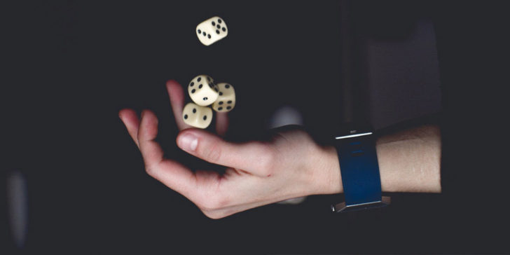 Typical mistakes in gambling
