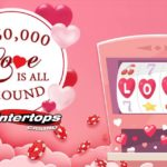 The Love is All Around Contest at Intertops Casino Will Melt Your Heart