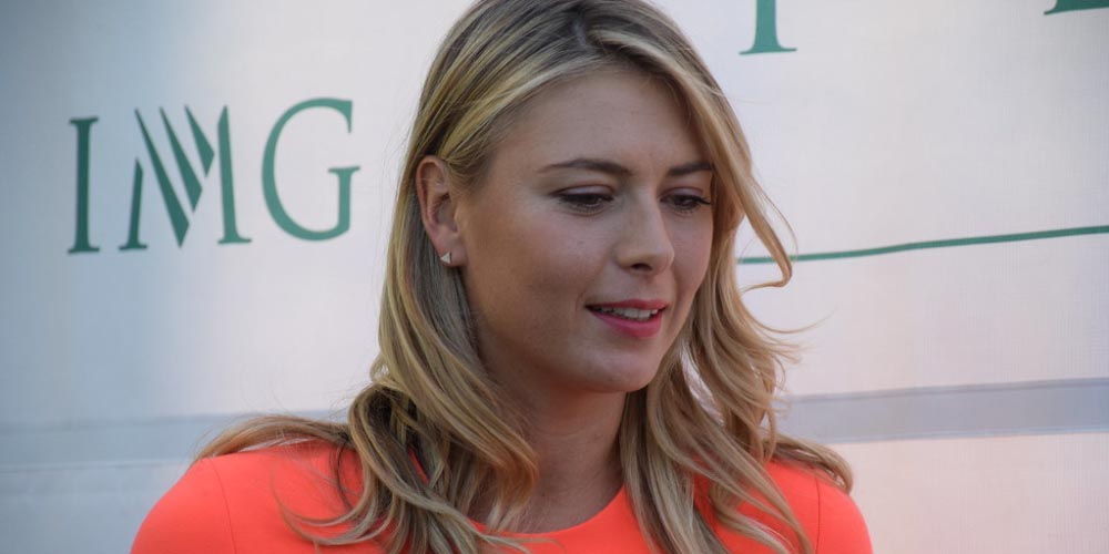 Maria Sharapova turned tennis into one of the most popular sports in Russia