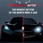Be the Biggest Bettor and Win a Car this Month