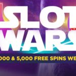 Win €5,000 and 5,000 Free Spins at BitStarz' Renewed Slot Wars Promotion