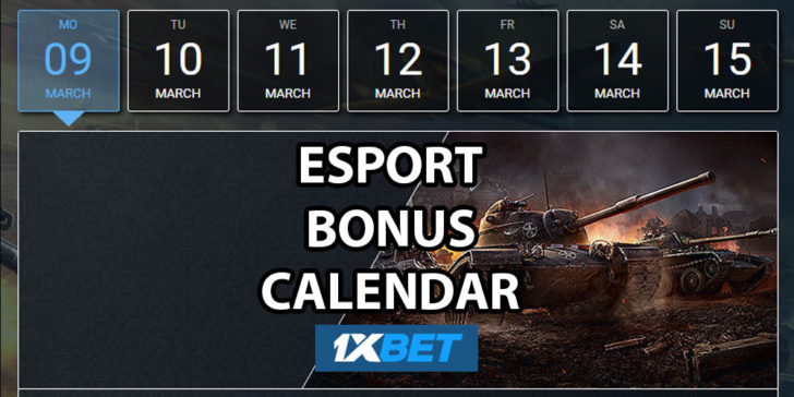 Esport Betting Promo: Watch Epic Battles Online and Place Bets!