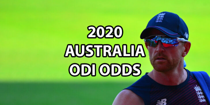 2020 Australia New Zealand ODI Odds