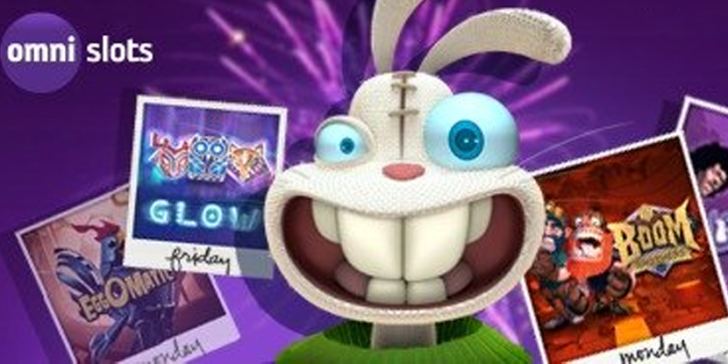 Omni Slots Free Spins Every Monday