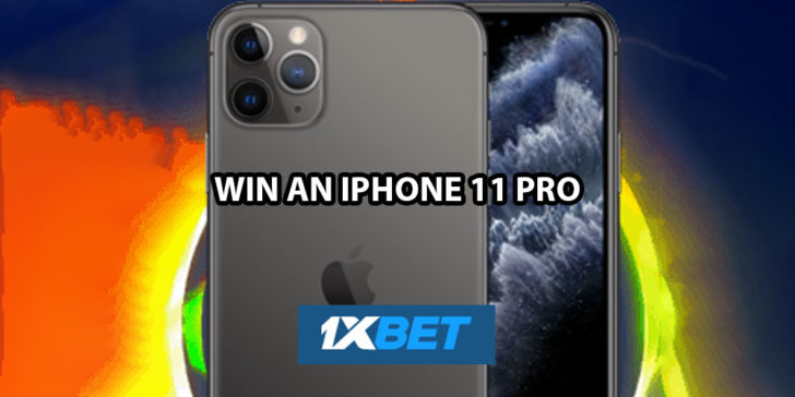 Iphone 11 Pro Giveaway Offer Is Just for You! Select Your Favorite Sport and Win