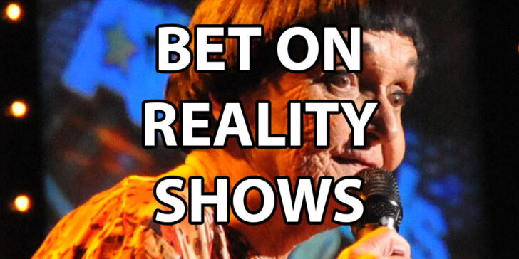 How To Bet On Reality TV Shows