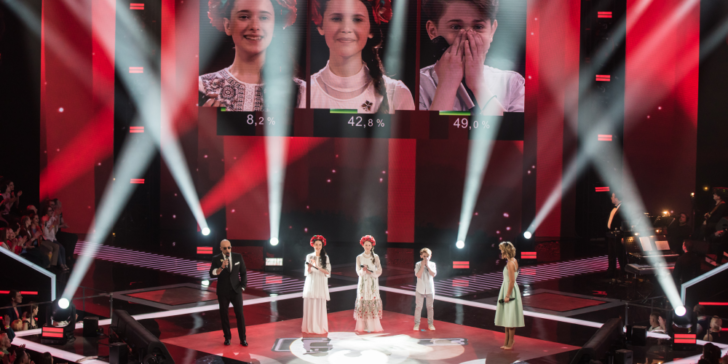 The Voice Kids odds, The Voice Kids Russia, betting in Russia, 1xbet sportsbook