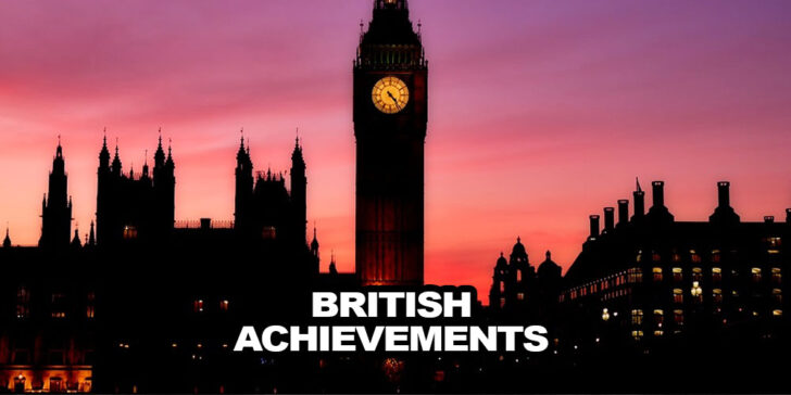 bet on British Achievements in 2020
