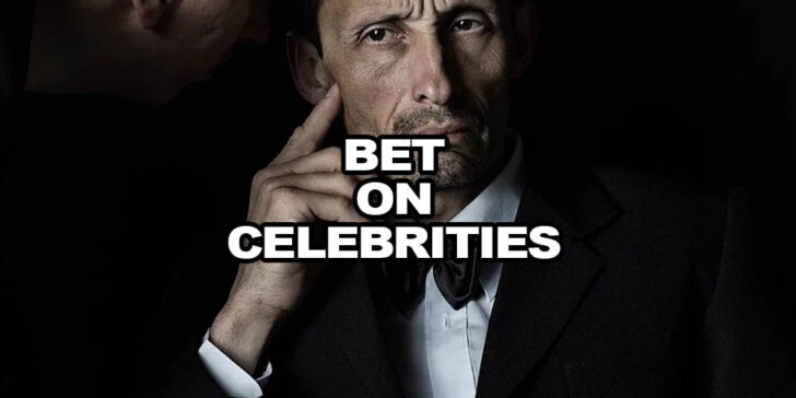 how to bet on celebrities