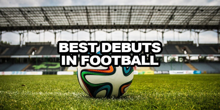 best debuts in football