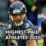The top 10 Highest-Paid Athletes 2020