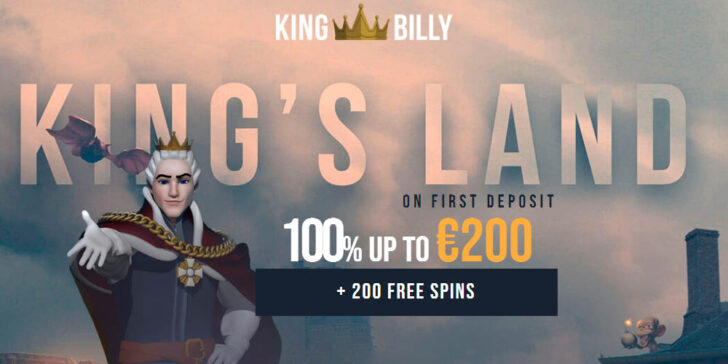 best King Billy Casino Promotions in March