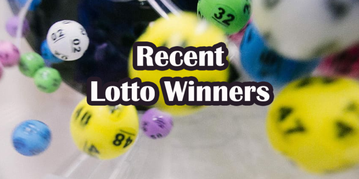largest lotto winners recently
