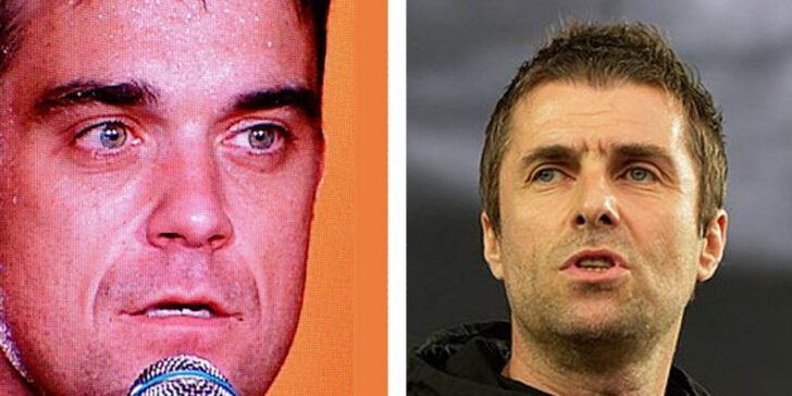 Bet on Robbie Williams vs Liam Gallagher