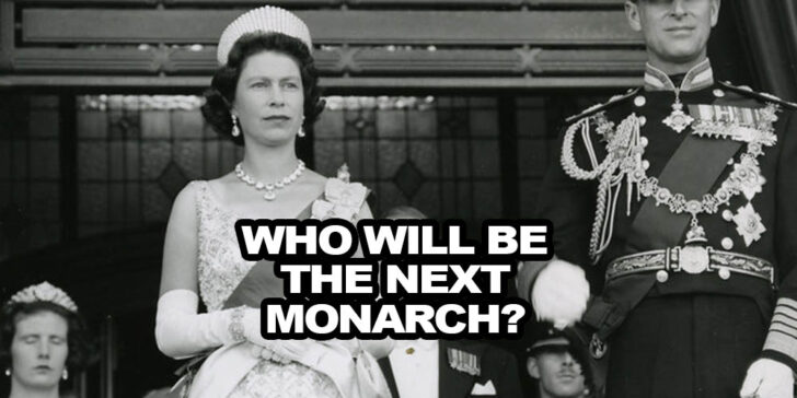 Next reigning monarch odds