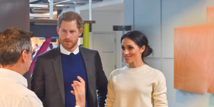 Bet on Harry and Meghan Residence