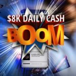 There is a $8K prize pool for Daily Money Prizes at Partypoker