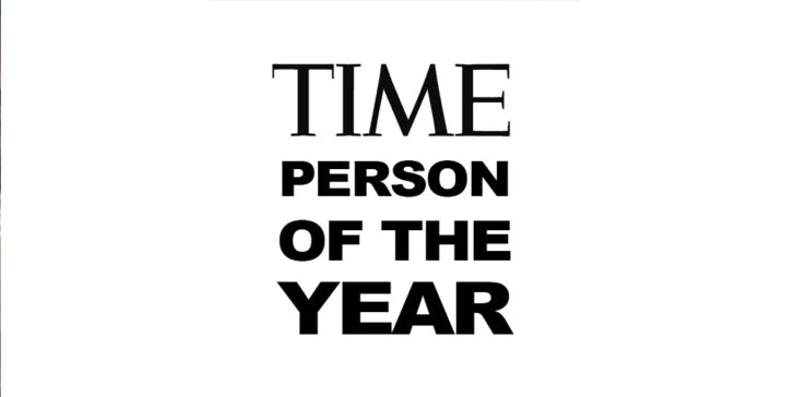 Time Magazine Person of the Year 2020