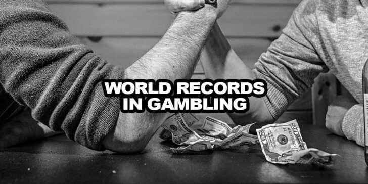 world records in gambling